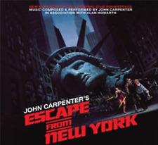 John Carpenter - Escape From New York Soundtrack CD