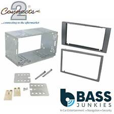 Ford Galaxy 2006 On Car Stereo Double Din Fascia Facia Panel Plate Kit CT23FD03A
