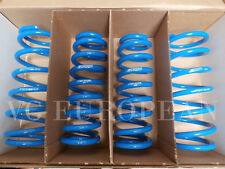 Lexus Genuine IS250 IS350 F-Sport Performance Lowering Springs 2014-2017 NEW OEM