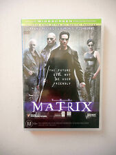 The Matrix dvd keanu Reeves Deluxe Widescreen w Special Extra Features & Effects