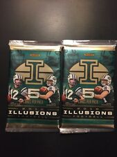 HOBBY 2018 Panini Illusions #d Auto/Autograph OR #d Parallel (2x) Hot Pack LOT