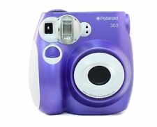 Polaroid PIC-300 Instant Film Analog Camera - (Colour - Purple)