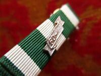 "VIETNAM 60 DATE BAR CAMPAIGN RIBBON HOLDER Military Veteran M4078 4.25"""