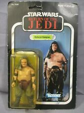 STAR WARS Vintage RANCOR KEEPER 77-Back Return of the Jedi ROTJ 1983