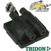 TRIDON IGNITION COIL FOR Subaru Impreza WRX 02/94-09/98,4,2.0L EJ20G