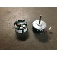 GENTEQ 771242525//S50005480 1//3 1//4 1//6 HP ELECTRIC MOTOR 277 VOLT DOUBLE SHAFT