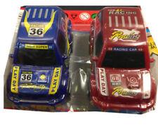 Kids 2 x Auto Divertente variabile FLESSIBILE AUTO Track set B/A RICAMBIO Giocattolo UK