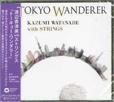 WATANABE KATSUMI WITH STRINGS-TOKYO WANDERER-JAPAN CD G35