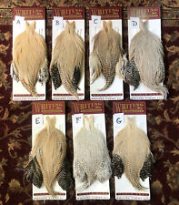 WHITING Eurohackle Rooster Capes, Rare in USA - UNIQUE VARIANT - *NEW*