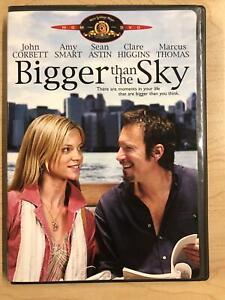 Bigger than the Sky (DVD, 2005) - G0823