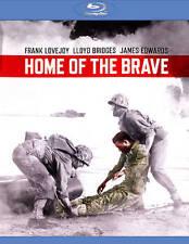 Home Of The Brave, Blu-ray, FREE SHIPPING, STILL SEALED, Lloyd Bridges war drama