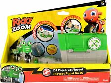 Ricky Zoom - DJ Rumbler Pop and Go Playset *BRAND NEW*