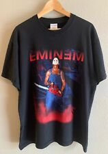 Vintage RARE 2000 Eminem European Anger Management Rap Tour T-Shirt