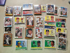 2020 Topps Archives Team Set -  You Pick the Teams - White Sox Yankees Dodgers +