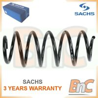 2x FRONT COIL SPRING VW SACHS OEM 1K0411105EH 997814 GENUINE HEAVY DUTY