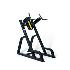 Commercial Leg Raise Knees Up Dip Station - PowerGym Fitness - Heavy Duty