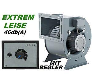 OCE Ventilatore Centrifugo +500W Regolatore Centrifughi Industriale estrattore