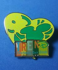 Tren-D Opening Day Specialty Store Disney Pin WDW  2009