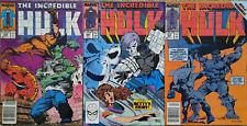 The Incredible Hulk #359 360 363