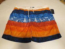 Tommy Hilfiger swim trunks board shorts XL Snow white 991 7885027 Men's NEW TH