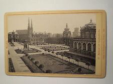 Dresden - 1899 - Zwinger mit Sophienkirche / KAB Hermann Poy