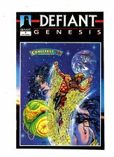 "1993 Defiant Comics ""Defiant Genesis"" #1, Philadelphia Comicfest 93', Vf/Nm,Bx10"