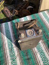 1938 Buick Radio Original Rare Vintage Bomb Gm Og Hot Rod Delco Rare Lowrider