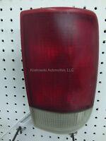 Chevy Blazer Tail Light Assembly Right passenger Side Rear 5978170 OEM