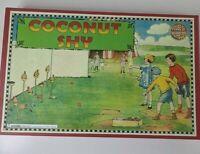 Coconut Shy Vintage Board Game 100% complete