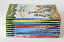 Lot of 10 (#11-20) MAGIC TREE HOUSE Series Set of Chapter Books for Ages 7-10