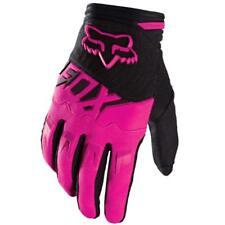 Fox Racing MX Women Dirtpaw Gloves   Biker Girl Gloves   Small and Medium   Pink