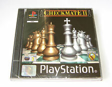 CHECKMATE 2 Playstation 1 PS1 Pal NEW Sealed