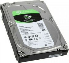 "Seagate 3TB Barracuda SATA 6Gb/S 64MB Cache 3.5 "" Interne HD (ST3000DM008)"