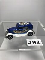 Mattel Hot Wheels 1988 Original Ship Shape Diecast Toy Car Thailand 1:64 Vintage