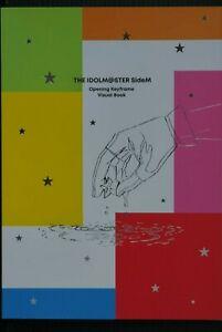 JAPAN 315 The Idolmaster SideM Opening Keyframe Visual Book