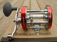 AIHUA Red CL80A FISHING REEL,For Big Fish,Right Holds