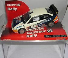 SCALEXTRIC 6249 SEAT CORDOBA WRC  2006  #8  ALEX CRIVILLE-J.MUNTADA  MB