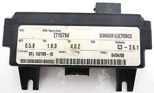 Bmw k1200 s unidad de control DWA rdc aire presión neumáticos CDI ecu air sensor k12s R GT