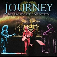 JOURNEY - 70' BROADCAST COLLECTION (8CD-SET)  8 CD NEU
