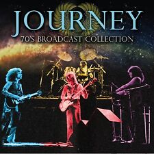 JOURNEY - 70' BROADCAST COLLECTION (8CD-SET)  8 CD NEUF