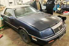 Chrysler Le Baron Cabrio Ersatzteile Schlachtfest Teile