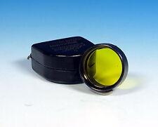 Foto Sport Brener Dubrovnik Ø ca. 17mm Gelbfilter yellow filter jaune - (90450)