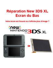 Ecran LCD Inférieur (Bas) de remplacement pour Nintendo New 3DS XL