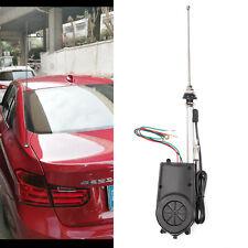 Universal Electric Power Automatic Antenna Car SUV AM FM Radio Mast Aerial 12V