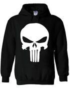 Punisher Skull Frank Castle Army Hoodie Sweatshirt Jumper Men Women Unisex 2148