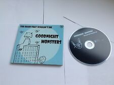 Goodnight Monsters The Brain That Wouldn't Die CD 2006 4260064992321