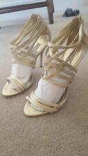 Dune Ladies Strappy Sandals - Size 5 Eu38
