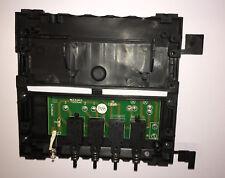 Pulsantiera scheda elettr. completa glem gas cappa 3 velocità + luce w0000053