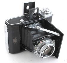 Zeiss Ikon IKONTA + Novar Anastigmatic 75mm f3.5 + BAG 6×4.5cm EXCELLENT RARE
