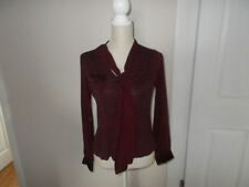 Polyester Long Sleeve Spotted Tops & Shirts NEXT for Women